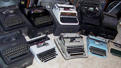 Why Are People Still Using Typewriters in 2015?