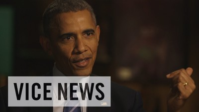 Entrevista exclusiva: El presidente Barack Obama habla con VICE News