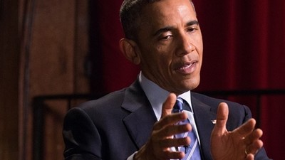 Barack Obama habla con VICE News