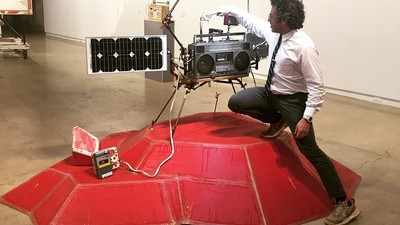 Tom Sachs Brings the Noise and 'A Space Program' to SXSW