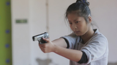 China's Elite Female Bodyguards