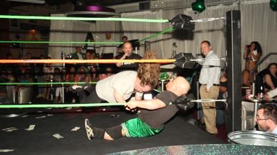 ​I Spent St. Patrick's Day in Las Vegas Watching a 'Leprechaun Wrestling' Match at a Strip Club