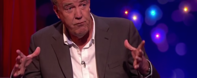 Jeremy Clarkson Is the UK's Only Real Rock Star