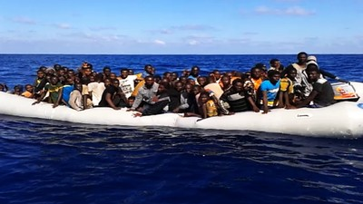 Drowning for Freedom: Libyens Migrantengefängnisse