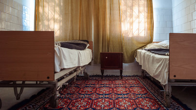 The Rooms Where Romanian Prison Inmates Have Sex