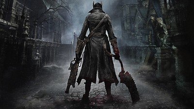 I Played 'Bloodborne' for 24 Hours Straight