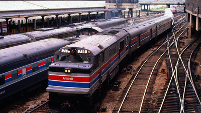 A Collection of Redacted Complaints Against Amtrak's Crappy Service