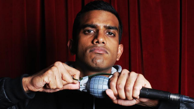 Australian Comedian Aamer Rahman Thinks Stand Up Can and Should Tackle Racism