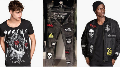 We Spoke to the Guy Who Tricked the World Into Thinking That H&M Were Selling Neo-Nazi Metal T-Shirts