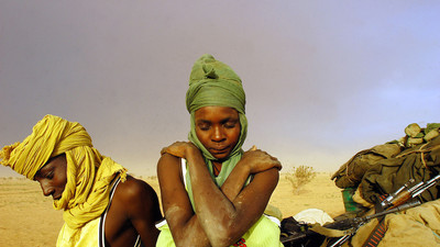 We Spoke to Frontline Photojournalist Lynsey Addario About Fear and Female Resilience