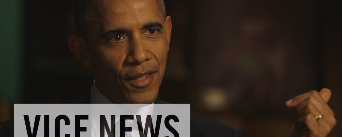 Barack Obama: A Entrevista da VICE News