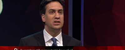 Cameron Vs. Miliband: Who Won the Debate That Wasn't a Debate?