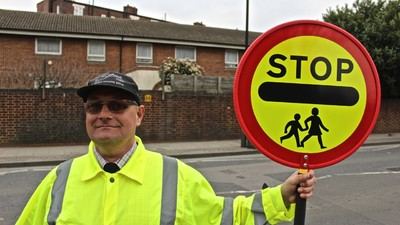 Meeting London's Lollipop Men and Women Before They All Disappear