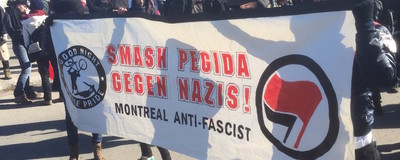 Montreal's Anti-Islam Protest Was Quashed by an Even Bigger Anti-Anti-Islam Protest