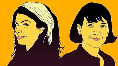 Author Caitlin Moran in (Drunken) Conversation with Sophie Heawood – Part One
