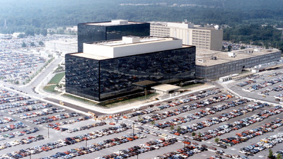Two Men Disguised as Women Tried To Break Into NSA Headquarters This Morning