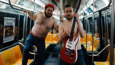 VICE Exclusive: The Danger Boys Stumble Around Naked in Their New Video