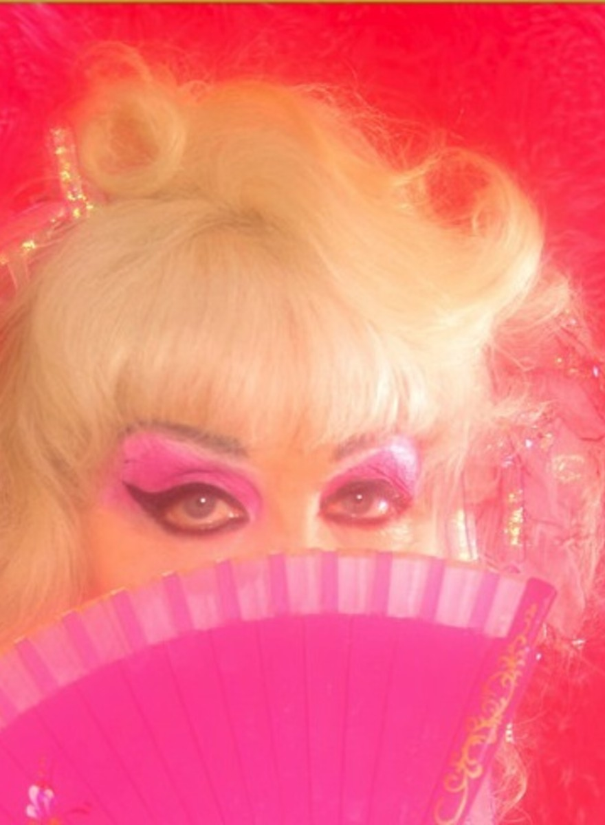 Angelyne Is Still LA's Billboard Queen