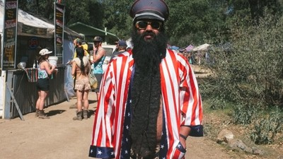 Say Hi to the Freaks of Desert Hearts, America's Weirdest Festival