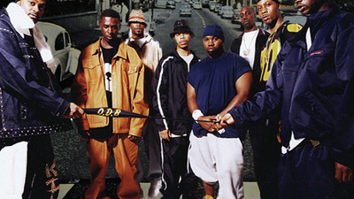 The Wu-Tang Clan are the Beatles of Their Generation