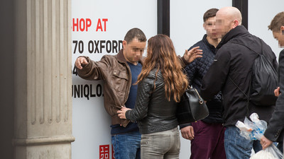We Went on Patrol with Central London's Undercover Anti-Pickpocketing Unit