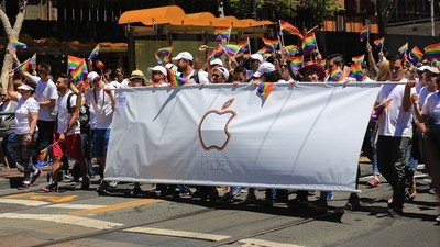 Silicon Valley's Attack on Anti-Gay Laws Is a Watershed Moment for Tech Activism