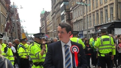 Why Is the Far Right So Weak in Scotland?