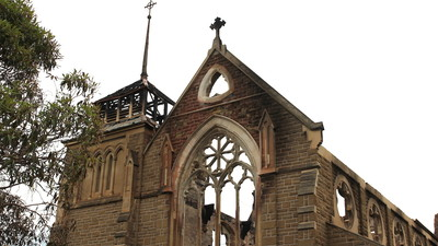 Three Melbourne Churches Have Been Torched in Three Days