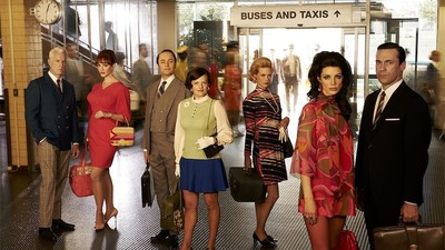 What I Learned from Watching 'Mad Men'
