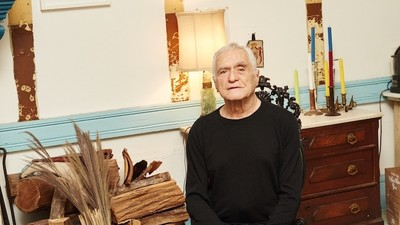 Getting High with John Giorno, King of the Bowery
