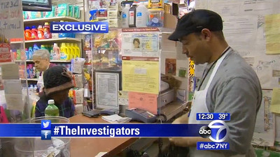 Was an NYPD Detective Caught on Camera Swiping Almost $3,000 From a Deli?