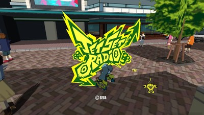 What Today's Video Games Could Learn from 'Jet Set Radio'