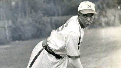 The Forgotten Men Who Broke Baseball's Colour Line with Jackie Robinson