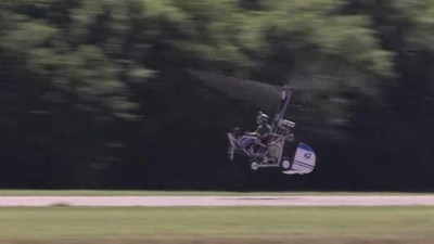 This Mailman Just Flew a Gyrocopter to the US Capitol to Save America