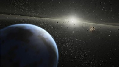 Space Experts Have Gathered to Save the World From the Threat of Asteroids