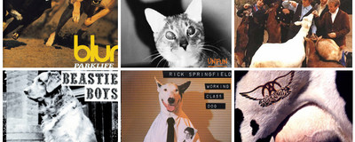 Want to Feel Old? The Animals from These Classic Album Covers Are Most Definitely Dead