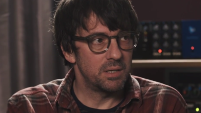 WATCH: Back and Forth - Graham Coxon and Blur Producer Stephen Street