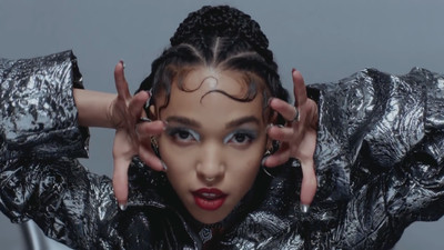FKA twigs Takes You Behind the Scenes of Her Video for 'Glass & Patron'
