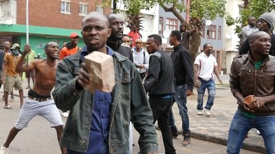 'How Can They Kill Us Like Chickens?': Pitched Battles Erupt in Durban After Weeks of Xenophobic Attacks