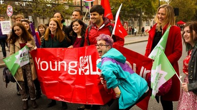Labour's 'Youth Manifesto' Totally Ignores Young Labour Members
