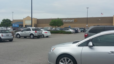 Half of this Florida Town's Crime Happens in Walmart