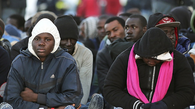 Deadliest Migrant Disaster Ever Feared After Boat Carrying 700 Capsizes in the Mediterranean
