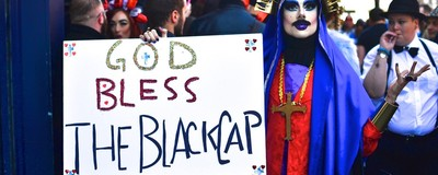 London's LGBT Community Protested Against the Closure of The Black Cap – Camden's Iconic Drag Pub
