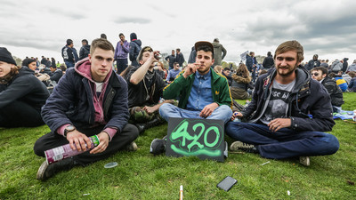 The Stoners Fighting for Legal Weed in the UK