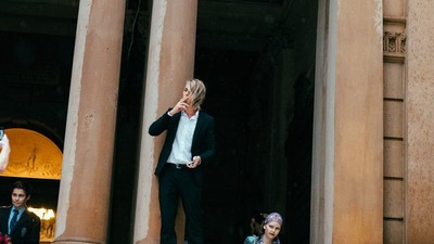 The Guy Who Took His 4.20 Protest to Sydney's Town Hall Steps