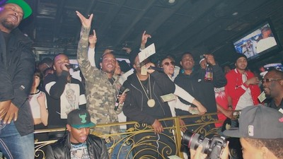 Doughboyz Night Out: a Trip to the Strip Club with Detroit's Most Debauched Rap Crew