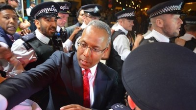 London's Most Divisive Elected Politician Got Kicked Out for Corruption Yesterday