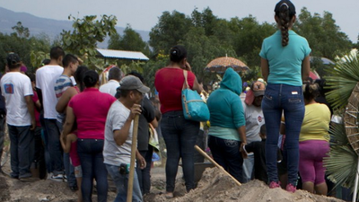 Mexico's Government Is Brushing Off Report of Another State Massacre of Unarmed Civilians