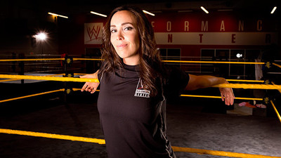 The WWE's First-Ever Female Trainer Is Ushering in a New Golden Era for Women Wrestlers