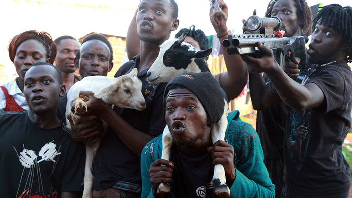 The New Wave of Ultra-Violent Ugandan DIY Action Cinema